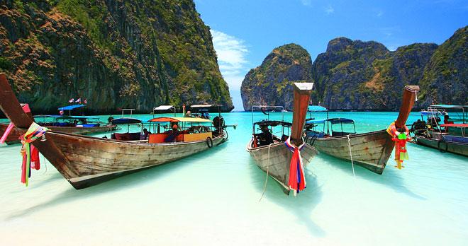 Sunrise Phi Phi & 4 Islas