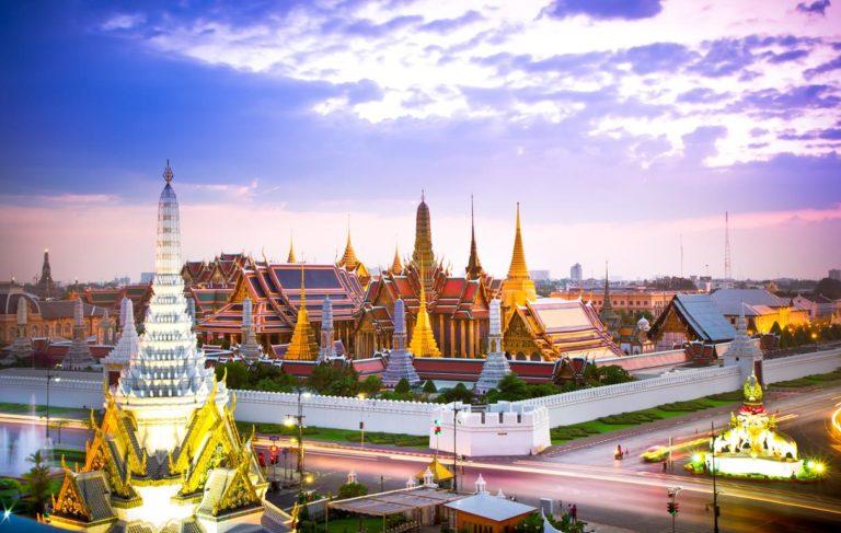 Bangkok Básico (Gran Palacio y Wat Pho) Privado