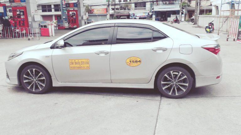 Chófer/Taxi privado City Tour Phuket