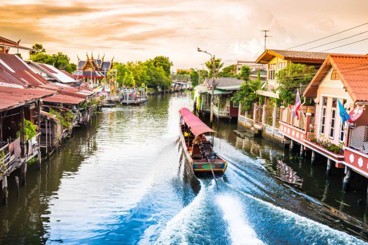 Tour de los Canales (Klongs)