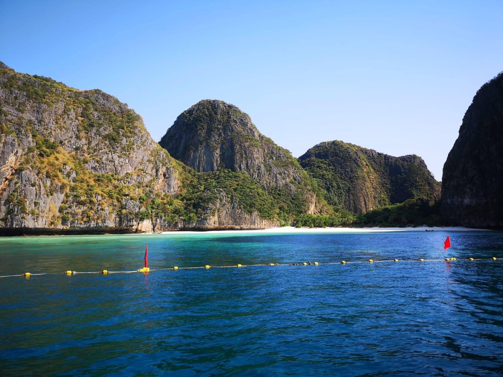 Islas Phi Phi y Khai Isla en Speedboat, ParqueNacional Incluido (Opción económica)