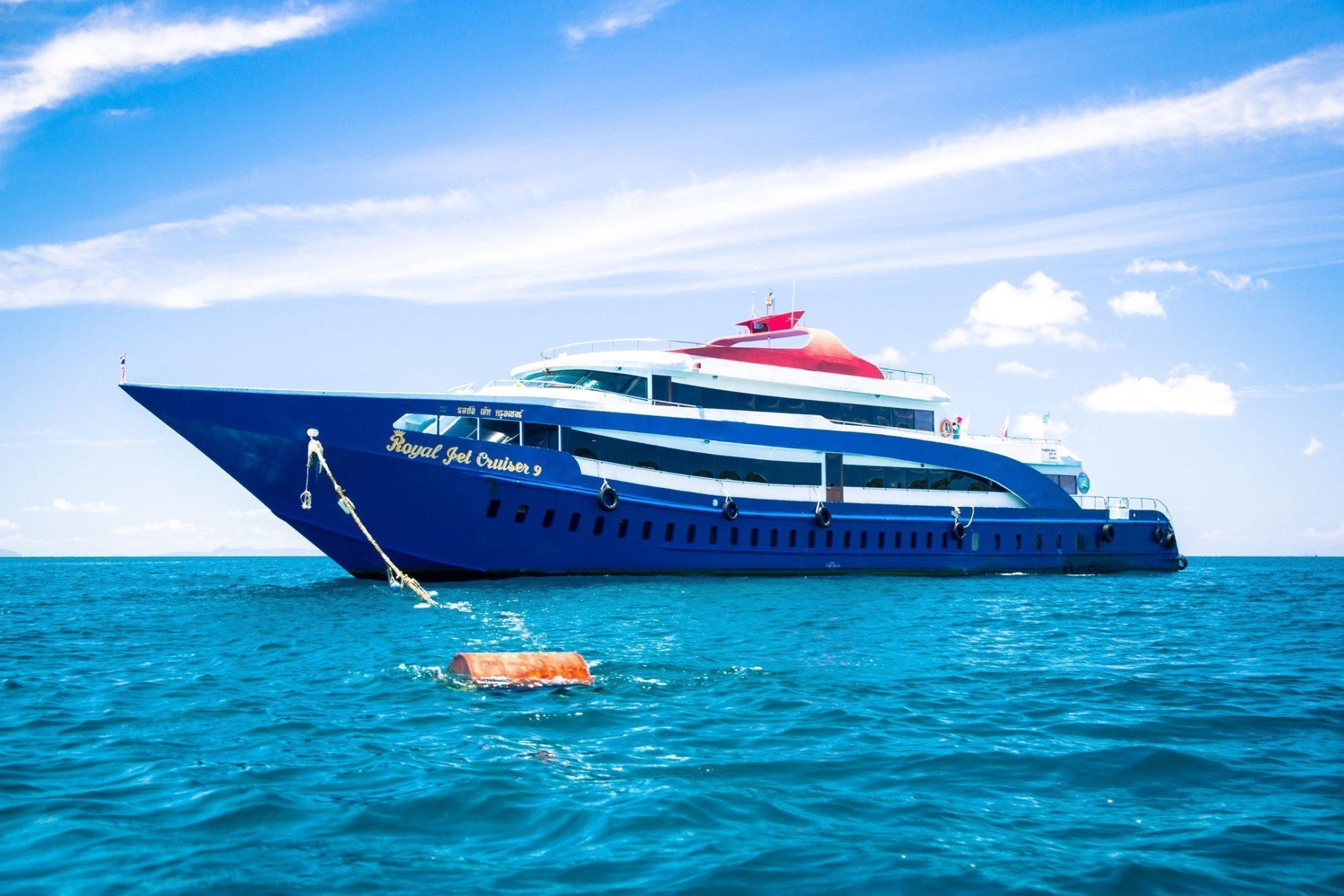 Transfer Phuket a Phi Phi